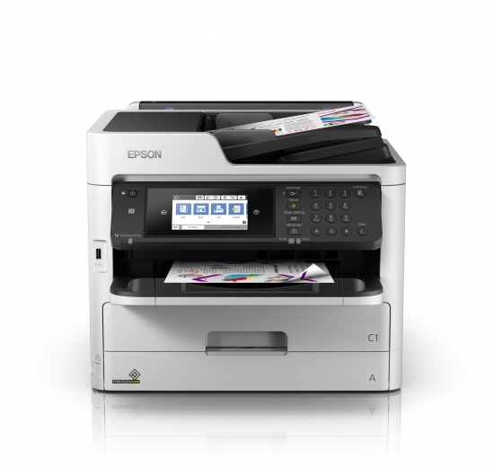 Обзор Epson WorkForce Pro WF-C5790DWF